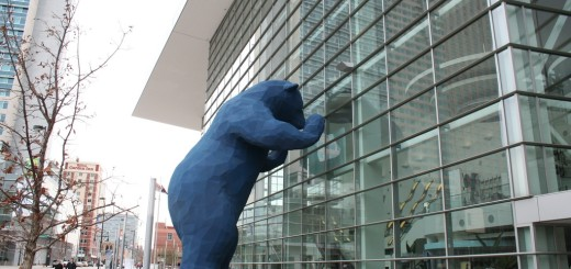 blue bear denver