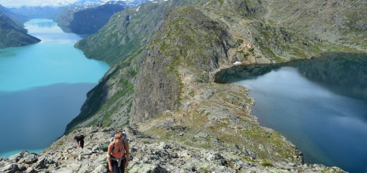 most thrilling hikes