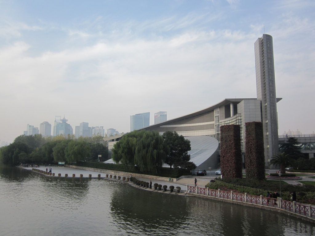 shanghai science and technology photo