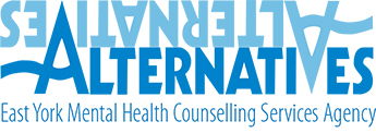 Alternatives East York Mental Health Counselling Services Agency Logo