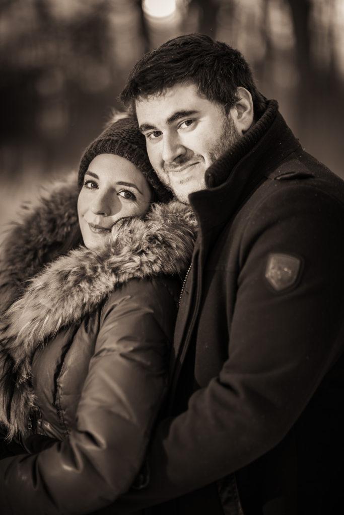 Jessica & David Engagement - Winter-9230