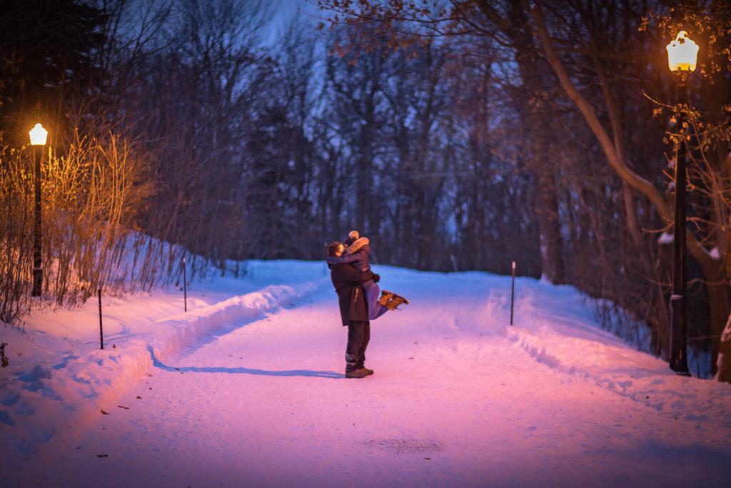 Jessica & David Engagement - Winter-9315
