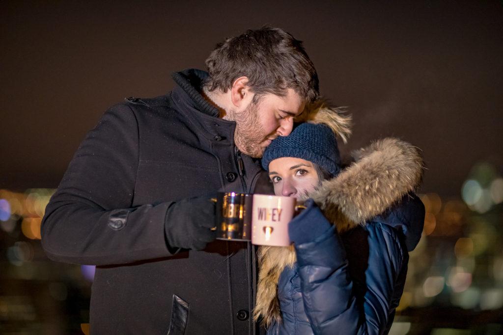 Jessica & David Engagement - Winter-9332