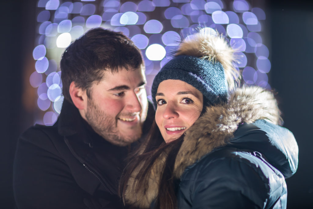 Jessica & David Engagement - Winter-9427