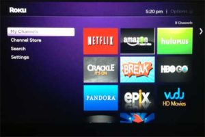 how does roku work