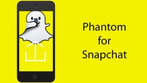 snapchat phantom could not connect error fix
