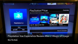 Playstation Vue On Roku Guide