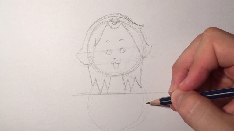 how-to-draw-tem-shop-undertale-6
