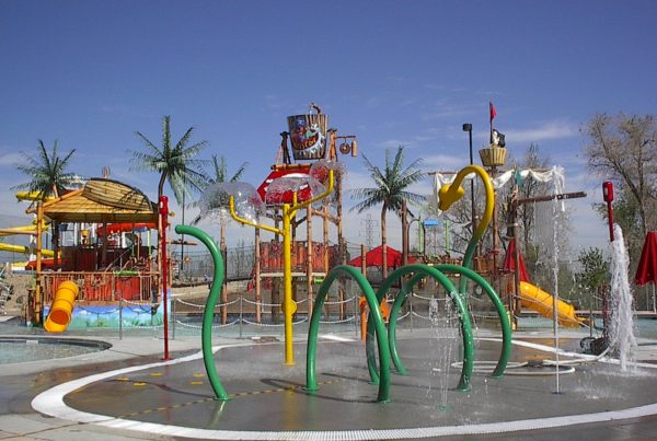 Pirates Cove Water Park - Spray Ground