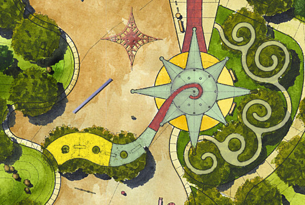 Steven Day Park - Voyage Theme