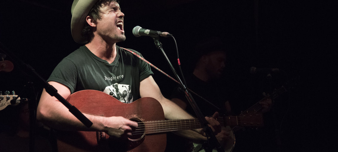 Jared and the Mill performing at MilkBoy in Philadelphia, Pa on 06.21.17