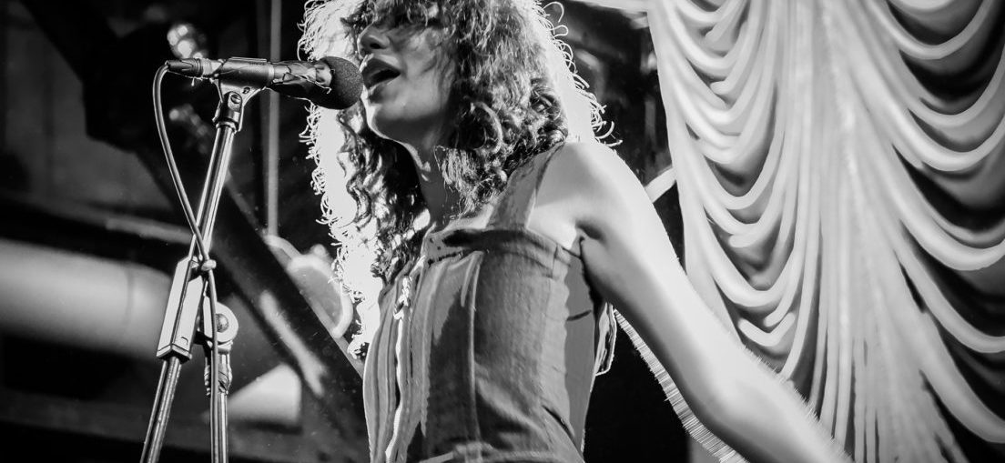 Tei Shi performing at The Foundry in Philadelphia 09.22.17