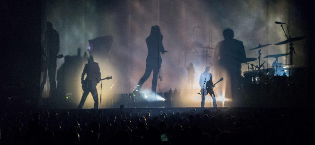 A Perfect Circle performing at the BB&T Pavilion in Camden, NJ 11.07.17