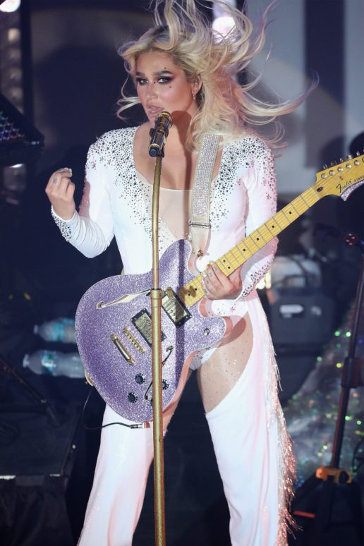 Kesha Performs In Miami Exclusively For Hilton Honors Members