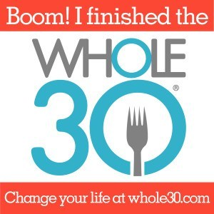 Finished The Whole30