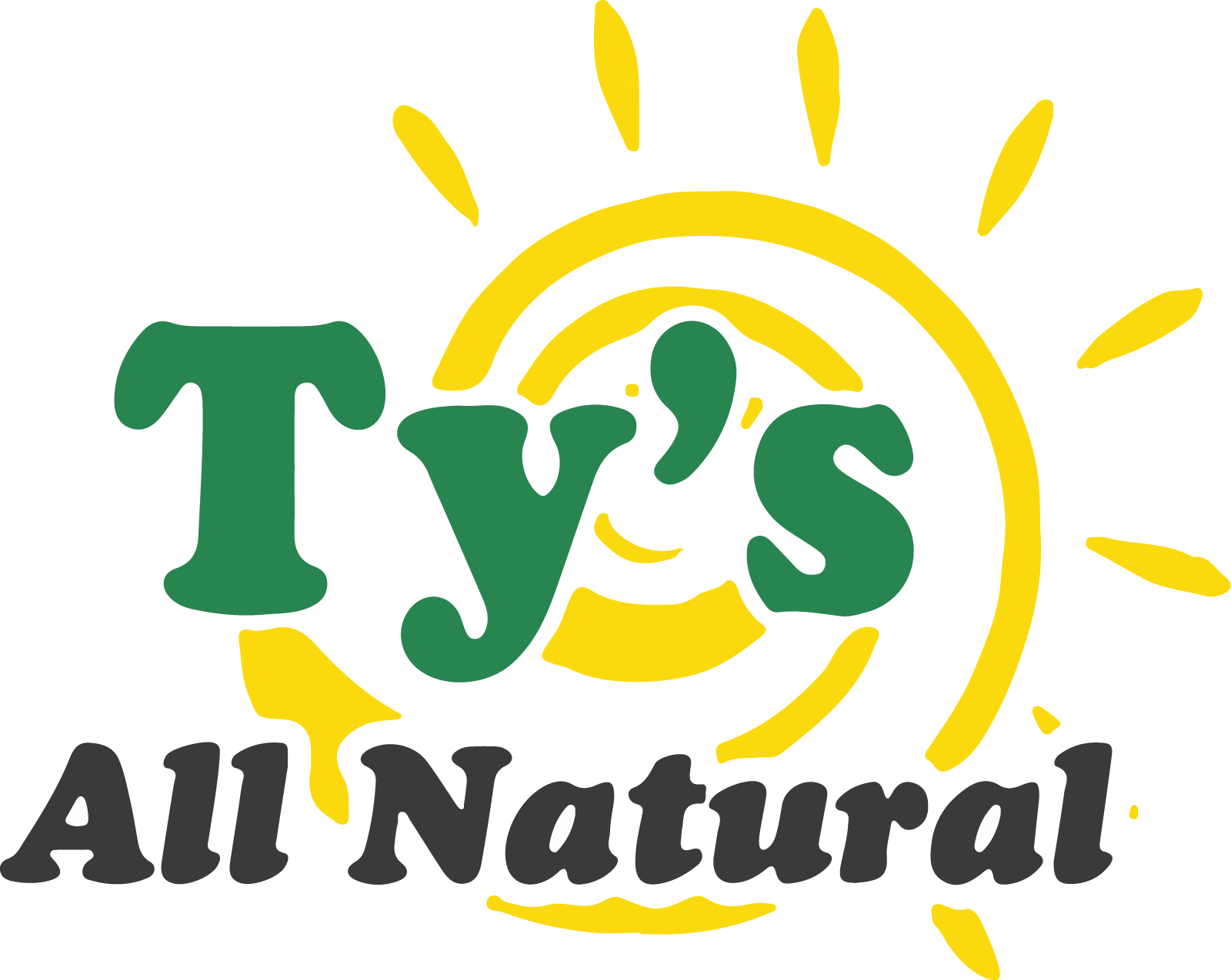 Ty's All Natural Food Truck