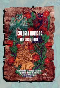 Capa de Livro: Ecologia Humana -Uma visão global