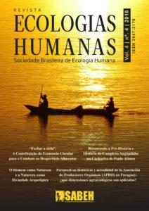 Capa de Livro: Revista Ecologias Humanas - Vol 4. nº.4 - 2018
