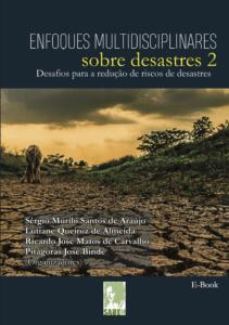 Capa de Livro: ENFOQUES MULTIDISCIPLINARES SOBRE DESASTRES 2