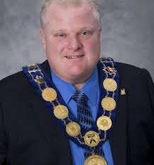 rob ford - better days