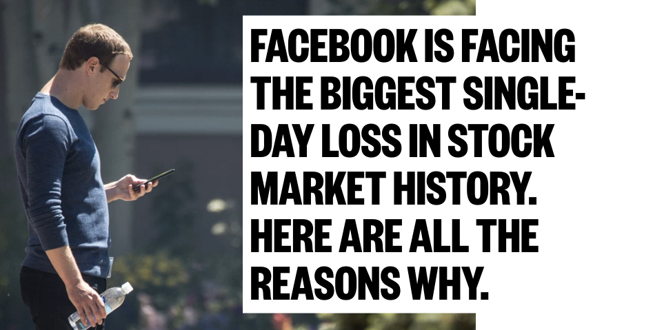Facebook News Stock Shares Prices