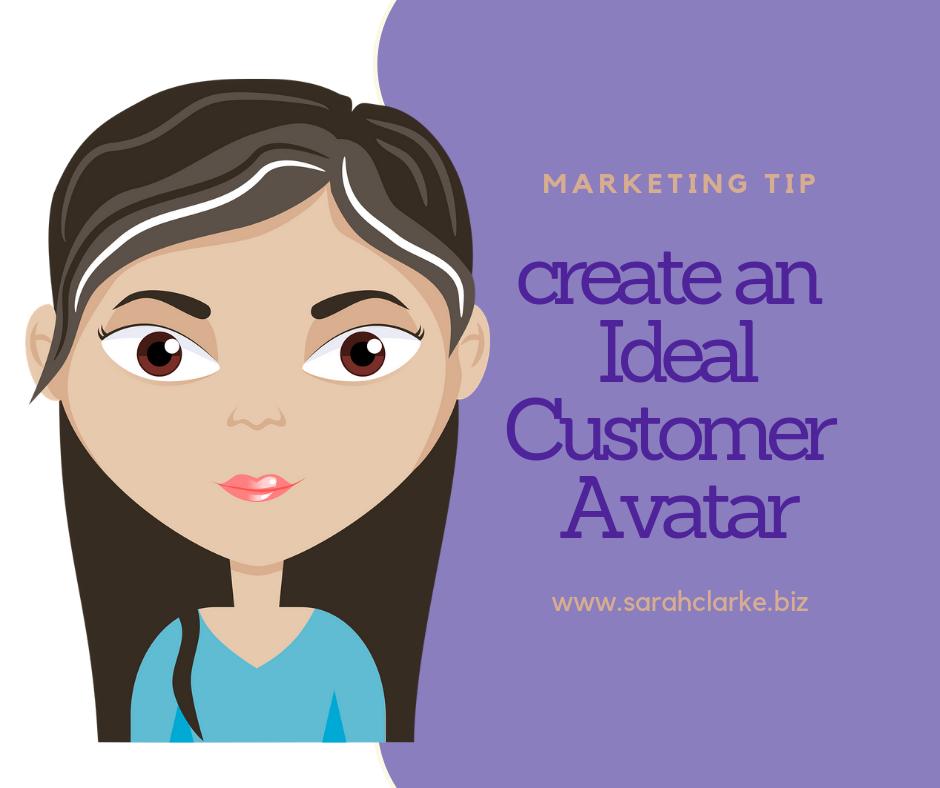 create an ideal customer avatar
