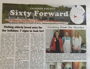 Sixty Forward Newspaper