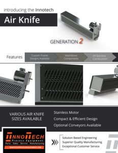 Air Knife Line Card
