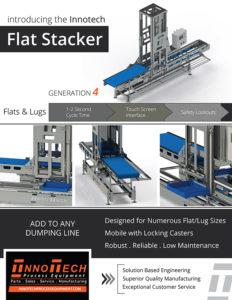 Flat Stacker Line Card
