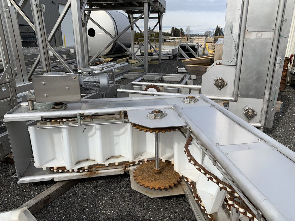 Bucket Conveyor (used)