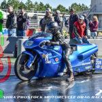 NHRA Pro Stock racer Andie Rawlings