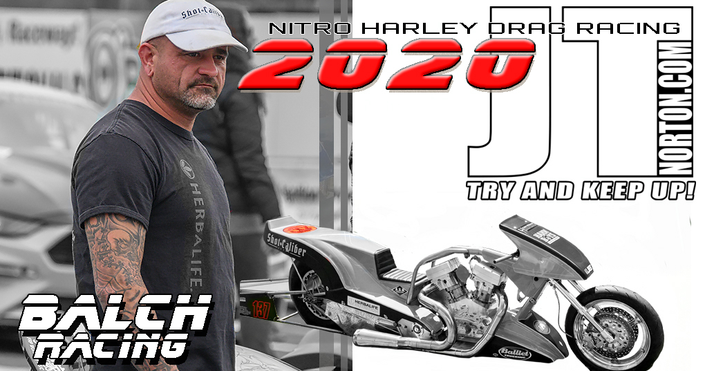 JT AND BALCH RACING 2020