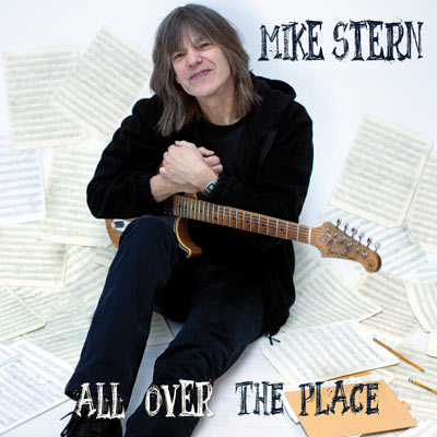 Mike Stern All Over The Place