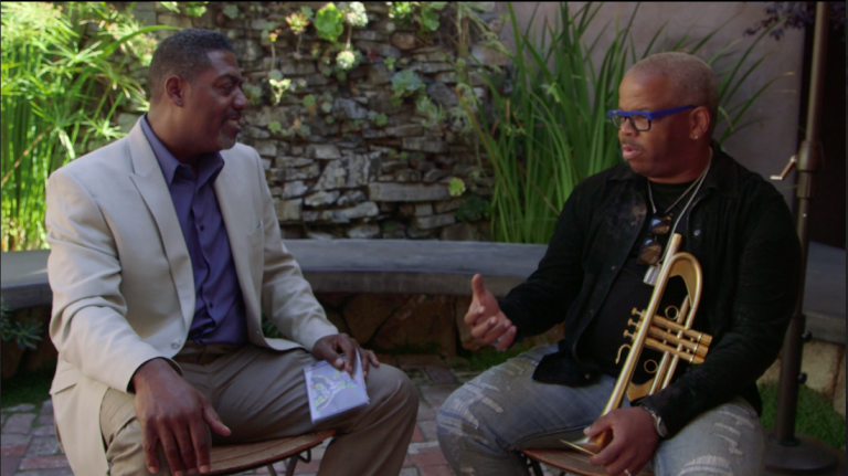 LeRoy Downs & Terence Blanchard