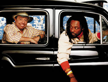 PHOTO 4 - Sergio Mendes & Will.I.Am