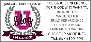 THE BLOGU BLOG CONFERENCE 2014