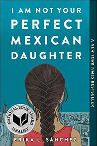 The Best Books I Read in 2019 by @letmestart including books for kids, teens, and adults featuring I AM NOT YOUR PERFECT MEXICAN DAUGHTER