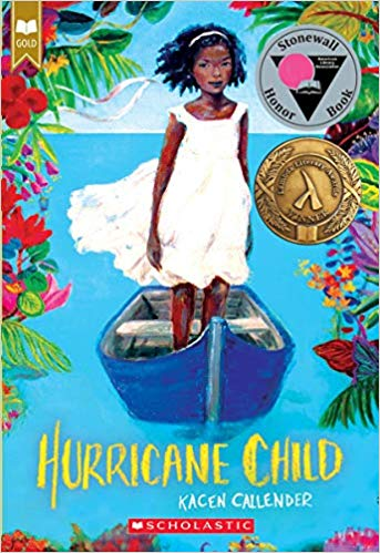 The Best Books I Read in 2019 by @letmestart including books for kids, teens, and adults featuring HURRICANE CHILD