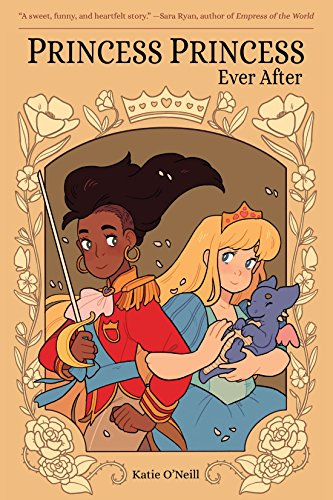 The Best Books I Read in 2019 by @letmestart including books for kids, teens, and adults featuring PRINCESS PRINCESS EVER AFTER