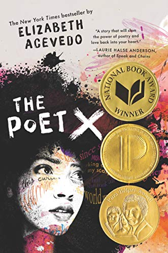 The Best Books I Read in 2019 by @letmestart including books for kids, teens, and adults featuring THE POET X