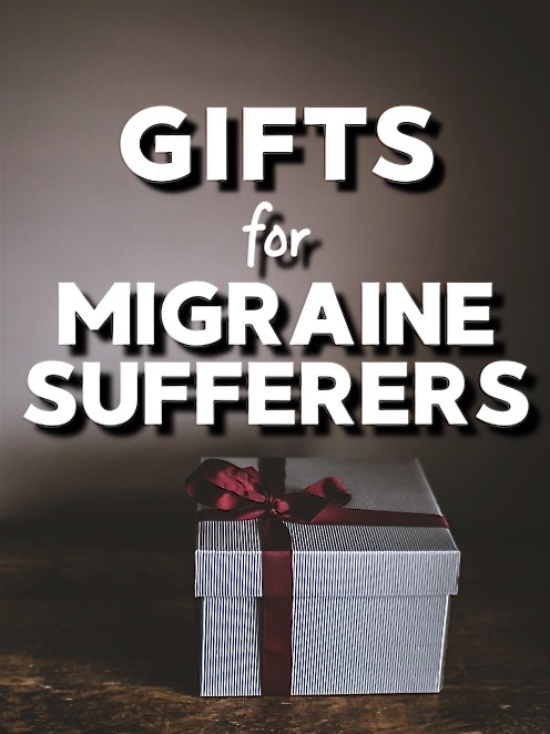Gifts for Migraine Sufferers! A holiday gift guide for presents that aid in the prevention and treatment of headaches and migraines by a lifelong migraine sufferer. Give the perfect gift: comfort and joy. by @letmestart | health and wellness | Christmas gift ideas | headache remedies | treating migraines