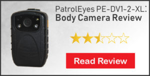 patroleyes pe dv1-2-xl body camera review 2.5 stars