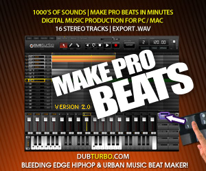 Get Dubturbo and make trance music