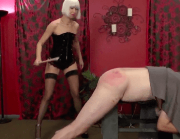 dominatrix punishment