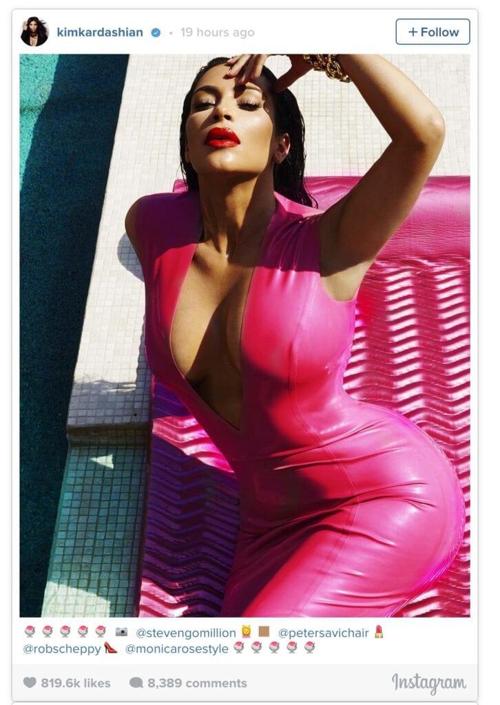 Kardashian Femdom