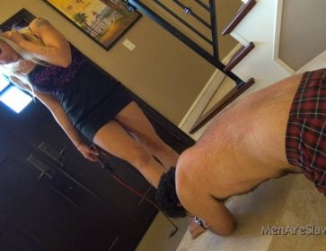submissive male