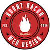 Burnt Bacon Web Design Logo