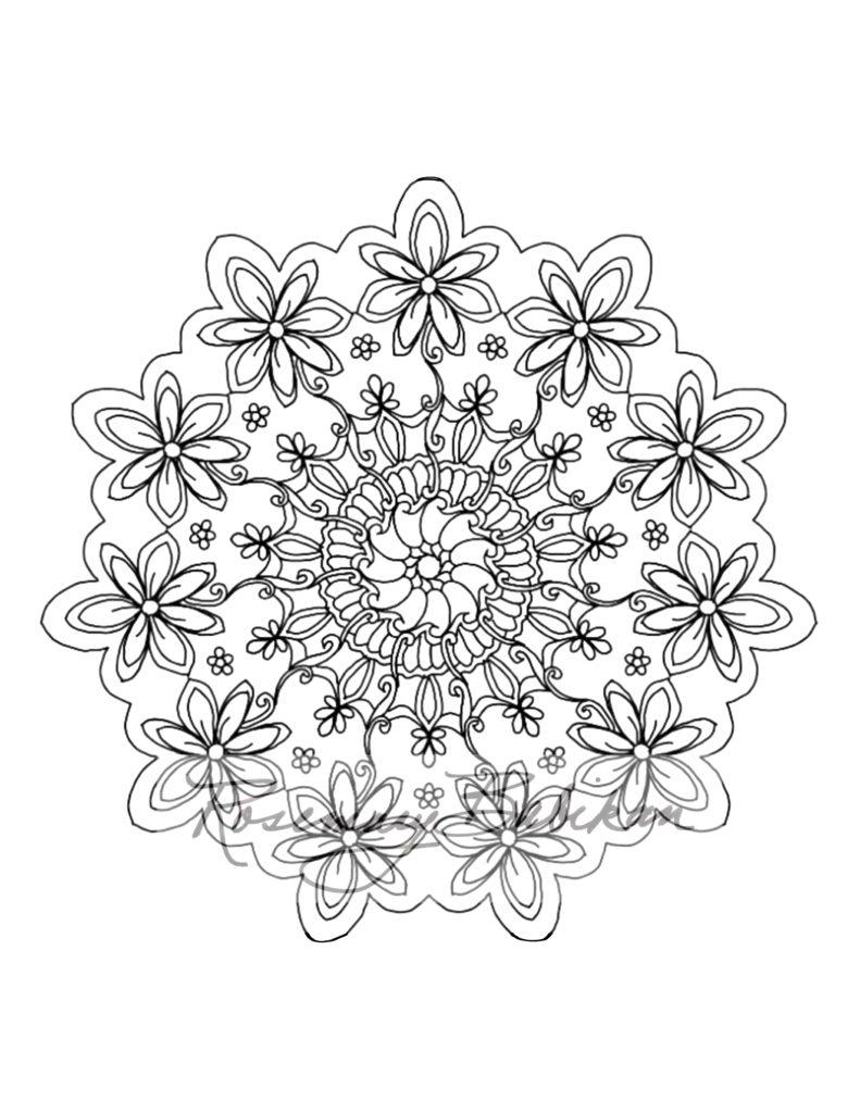Mandala #38