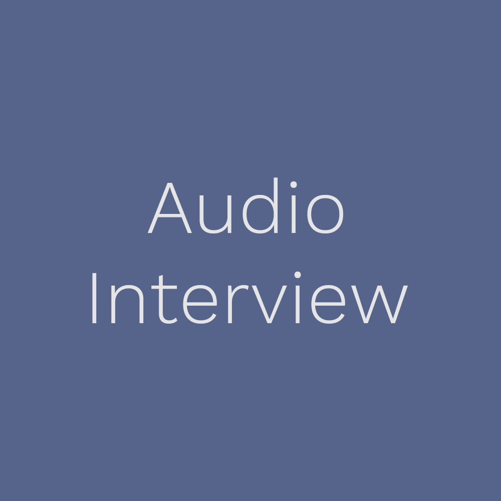 audio-interview