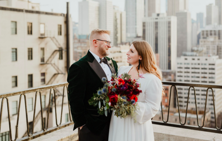 Our Wedding: The Story